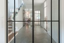 #METAL #DOORS / A collection of Crittal