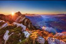 Sunrise / Sunset / Colorful sunsets, sunrises, dusk and dawn