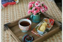 Tea Time is Me Time / A perfect cup of tea makes everything better !!!