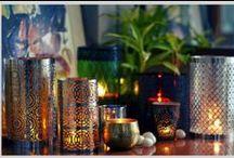 Mood Light - candles