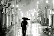The rain...a mistery