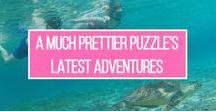 A Much Prettier Puzzle / All the latest posts from my travel and lifestyle blog including hotel reviews, travel tips and destination guides.