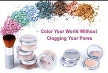 PRIIA-The Acne-Safe Makeup! / Acne-Safe Mineral Makeup by PRIIA Cosmetics