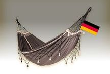 COPA mannschaft, hammock by LA SIESTA / Our tribute to Brazil and Soccer! COPA is a high-quality double hammock made of pure organic cotton. Traditional Brazilian handicraft, quality, and exceptional comfort.