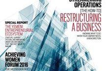 Entrepreneur Qatar Covers