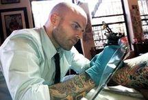 Mike  rubendal tattoo