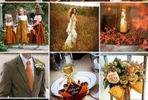 Ślub jesienią / Wedding day inspiration * fall