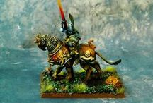 Desari miniatures & Inspiration //warhammer/warmachine/horde.. / Inspirations & my latest work