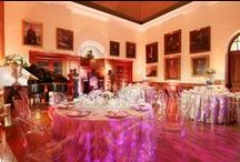 Old Harrovian Room / The Old Harrovian Room is the primary venue for Civil Ceremonies at Harrow School. Located within the War Memorial Building. The Room is perfect for a medium Reception or Dinner. The walls are surrounded by the portraits of former Harrow School Head Masters
