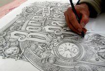 Tipografías y tatuajes
