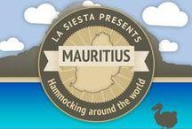 La Siesta presents - Mauritius! / Hammocking around the world! La Siesta @ mauritius!