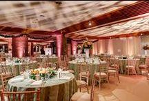 Shepherd Churchill Hall / Harrow Schools Perfect Wedding Reception Venue.  Suitable for event sizes between 120-250 seated dinner with dance floor.