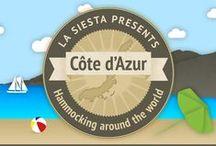 La Siesta presents - Côte d'Azur! / Hammocking around the world! La Siesta @ Côte d'Azur!