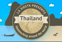La Siesta presents - Thailand! / Hammocking around the world! La Siesta @ Thailand!