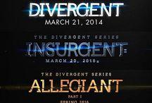 Divergent / Divergent series