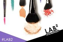 """Live and Breathe Beauty / Pronounced """"LAB Squared,"""" we're bringing you state-of-the-art brushes at a price for everyone. Check out the whole line at lab2beauty.com!"""