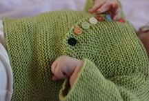 Knitting patterns by Just Jussi / Knit your own props!