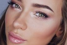 Spring Beauty Trends / We love spring, and we love all the makeup looks that go along with it! Get your spring makeup inspo here!