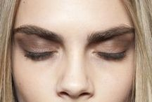 """Just BROWS / """"May your coffee be as strong as your brows"""" 