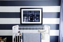 Boy´s Room / Venter en gutt i juli, så dette er inspirasjon til rommet hans