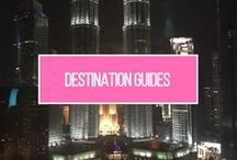 Destination Guides / The latest posts from my travels including what to see, eat and do in specific places around the globe along with some of my favourite destination guides from other sites.