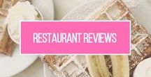 Restaurant Reviews / All the latest restaurant reviews and foodie guides from my travels and back home in London including plenty of brunches and everything from roundups of the best rooftop bars to where to find the best afternoon tea.