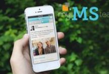 MyMSTeam / Join the social network for people with MS: MyMSTeam.com #multiplesclerosis #MSers
