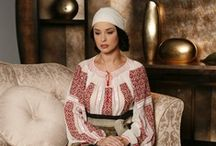 Traditional Romanian Clothes