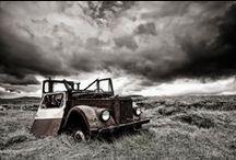 Desolate places
