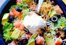 Recipe Inspirations / dinner ideas, meal ideas, recipe inspiration, healthy inspiration