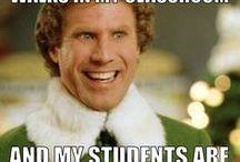 Teacher Humor / Teacher memes, funny educational posts, and a little teacher humor to help you through the day!