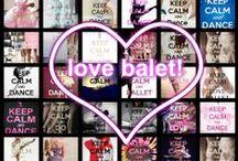 love ballet / about ballet