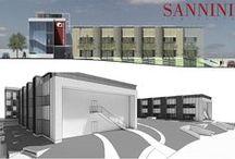 Top Project Sannini / Progetti realizzati con prodotti in cotto della Sannini Impruneta