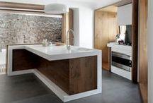 Kitchen Design / Furniture, layout, ideas to note within kitchen design.