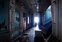 My Dark Side - Abandoned Places