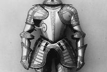 Full armour (Only historically accurate) / Early modern period (1492 – 1750) European full suits of armour.