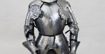 Late Mediæval plate armour (1301 – 1492) (Only historically accurate)