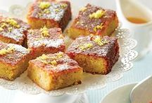 Healthy Mother's Day Recipes / Make mum a healthy Mother's Day treat, including chocolate muffins, lemon squares and carrot cake bites