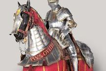 Modern period European horse armour (1492 – ) (Only historically accurate)