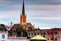 Love Where You Live: Wilmington, NC / Wilmington, North Carolina is the home of the North Carolina Azalea Festival.