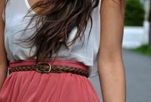 Wardrobe & style. Summer 2015