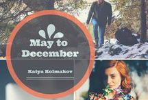 May to December || Romance Webserial / After a Summer of working together on a research project, John Thorington is taking a Master's course with his former boss, Wren Leary. She is 42, divorced, and clearly only sees him as a student. In his 24, John considers himself mature enough to pursue the woman who captivates his mind and heart. Will John succeed in the short months till Christmas to convince her to give him a chance? || http://kolmakov.ca/may-to-december-webserial/