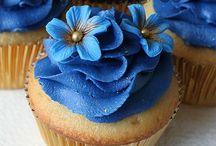 Cupcakes / Пирожные, украшения пирожных