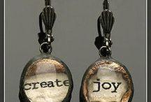 Monica VanderMars Jewelry / Colorful and imaginative jewelry by Monica VanderMars of Missoula, Montana