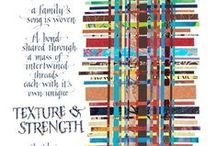 Ann Franke Calligraphy / Gorgeous painting and calligraphy by Ann Franke of Missoula, Montana