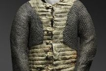 Mail, padded and brigandine armour (Only historically accurate) / Early modern period (1492 – 1750) European mail armour, brigandine armour, and underarmour padding jackets.