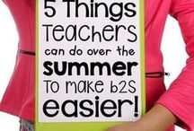 End of The Year Ideas for Teachers / It's almost time for Summer Break! Survive those last crazy weeks of the school year with helpful upper elementary end of year ideas, tips, printables, resources, worksheets, and strategies.