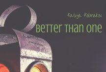 Better Than One || JukePop Romance/Erotica/Parody Webserial