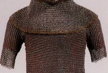 Late Mediæval mail and padded armour (1301 – 1492) (Only historically accurate)
