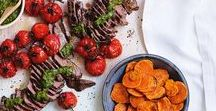 Healthy Father's Day Recipes / Treat dad this Father's day with our delicious healthy recipes. We've got the perfect brunch recipes to hearty dinner recipes.